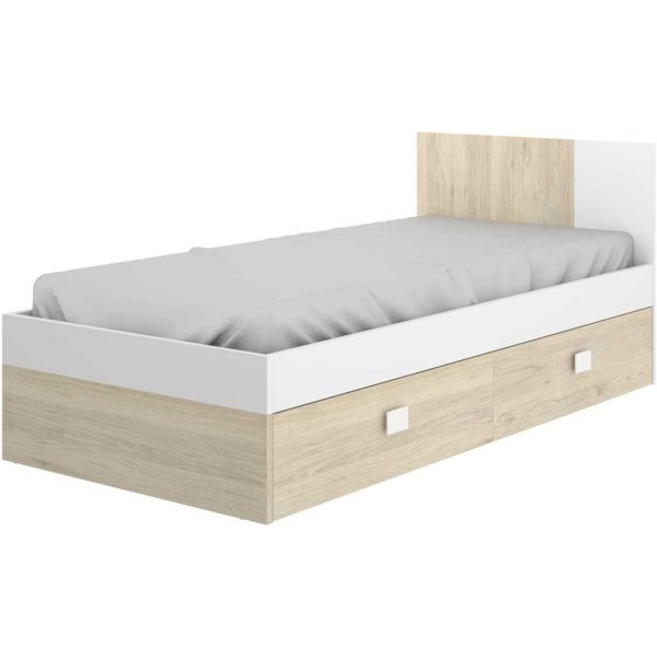 2 cajones cama inferior