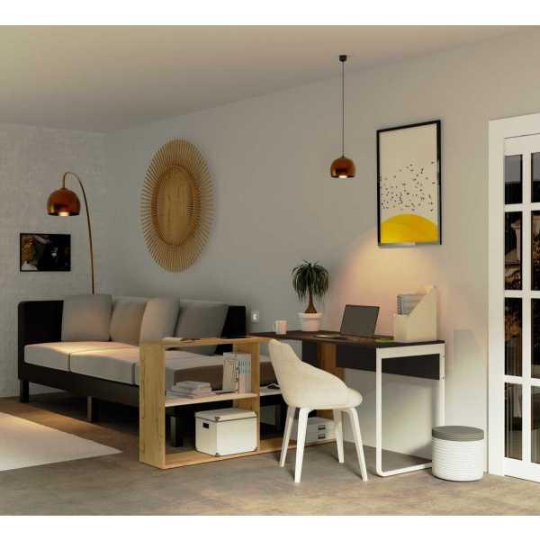 23118 ambiente mesa con estanteria slida 1