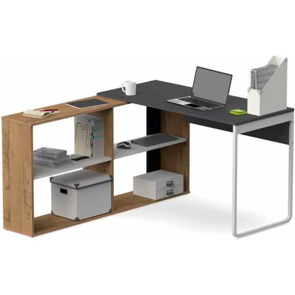 23118 mesa con estanteria slida horizontal 1