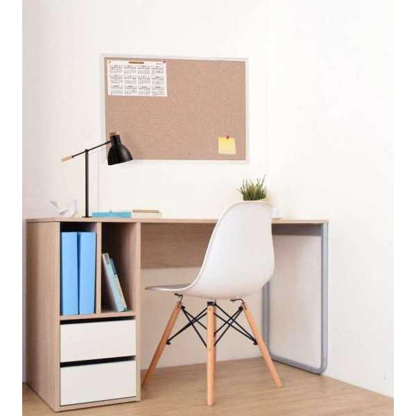 Mesa estudio 120 y silla