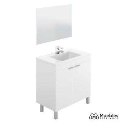 Mueble lavabo barato