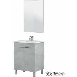 Mueble y lavabo barato