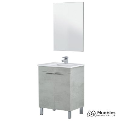 Mueble y lavabo baratos