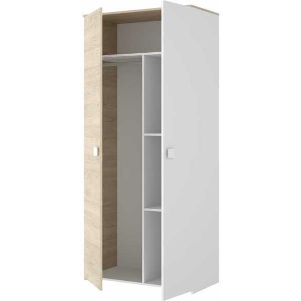 armario 2 puertas nordico