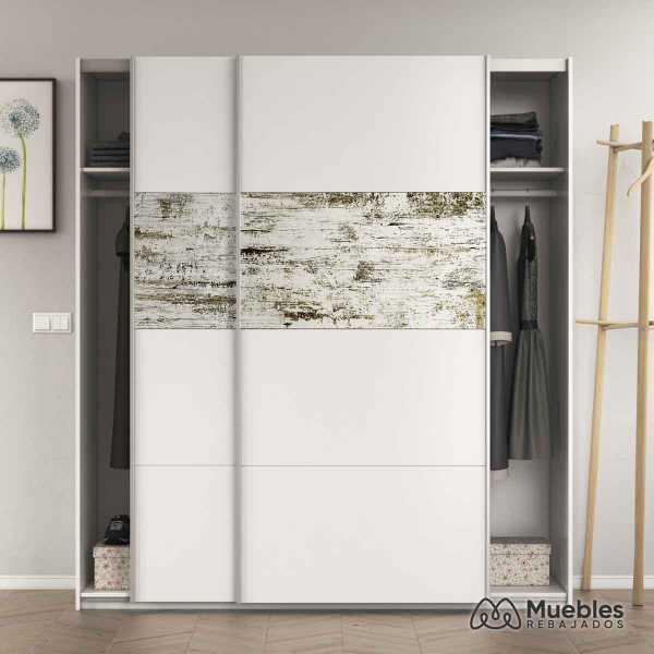 armario con puertas correderas arc181bo
