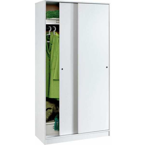 armario estrecho puertas correderas