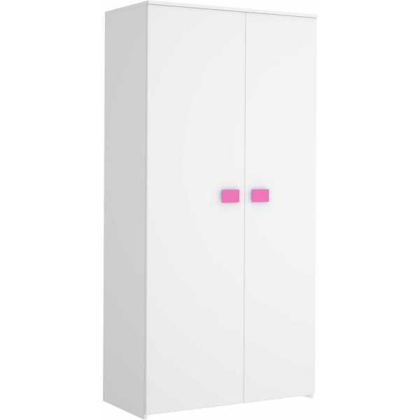 armario juvenil de 2 puertas mix 8