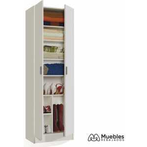 armario multiusos 2 puertas 007146o