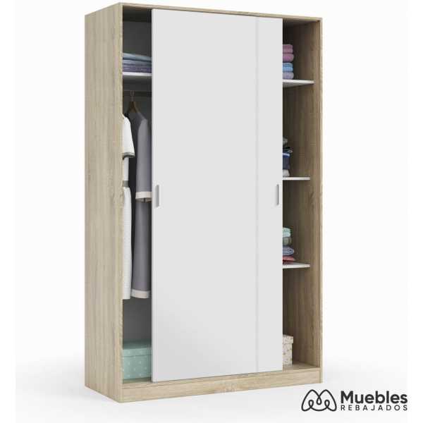 armario puerta corredera barato max120f