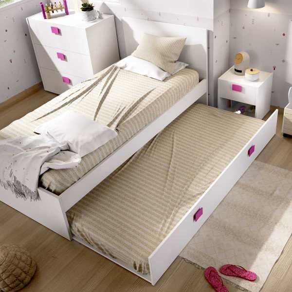 cajon de arrastre cama 11