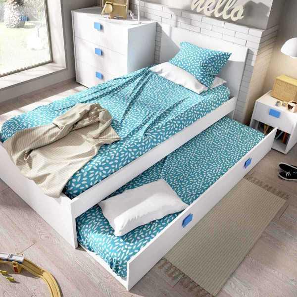 cajon de arrastre cama 5