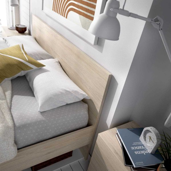 cama 150 roble