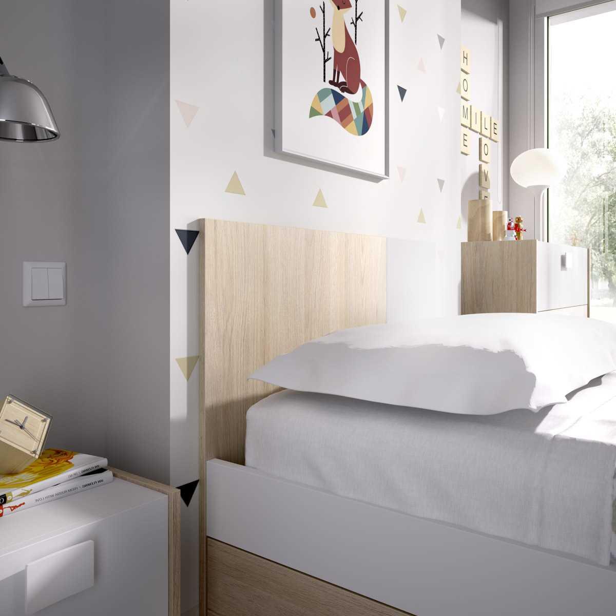 cama 190x90 nordica 5