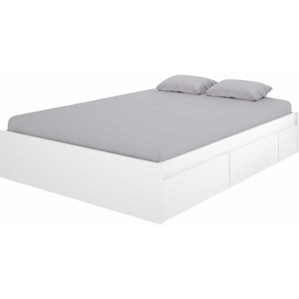 cama 4 cajones blanca 2