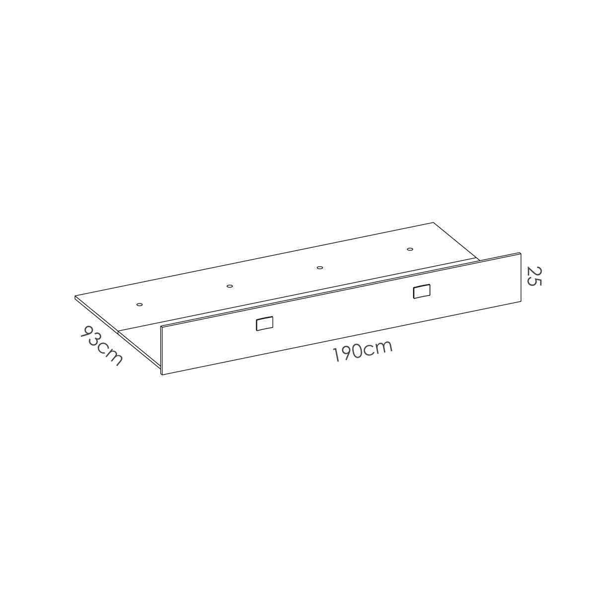 cama arrastre inferior nordica 6