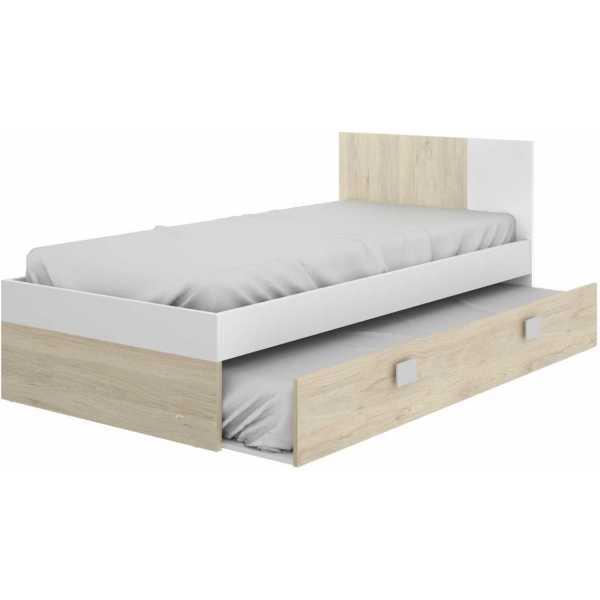 cama arrastre inferior nordica 8
