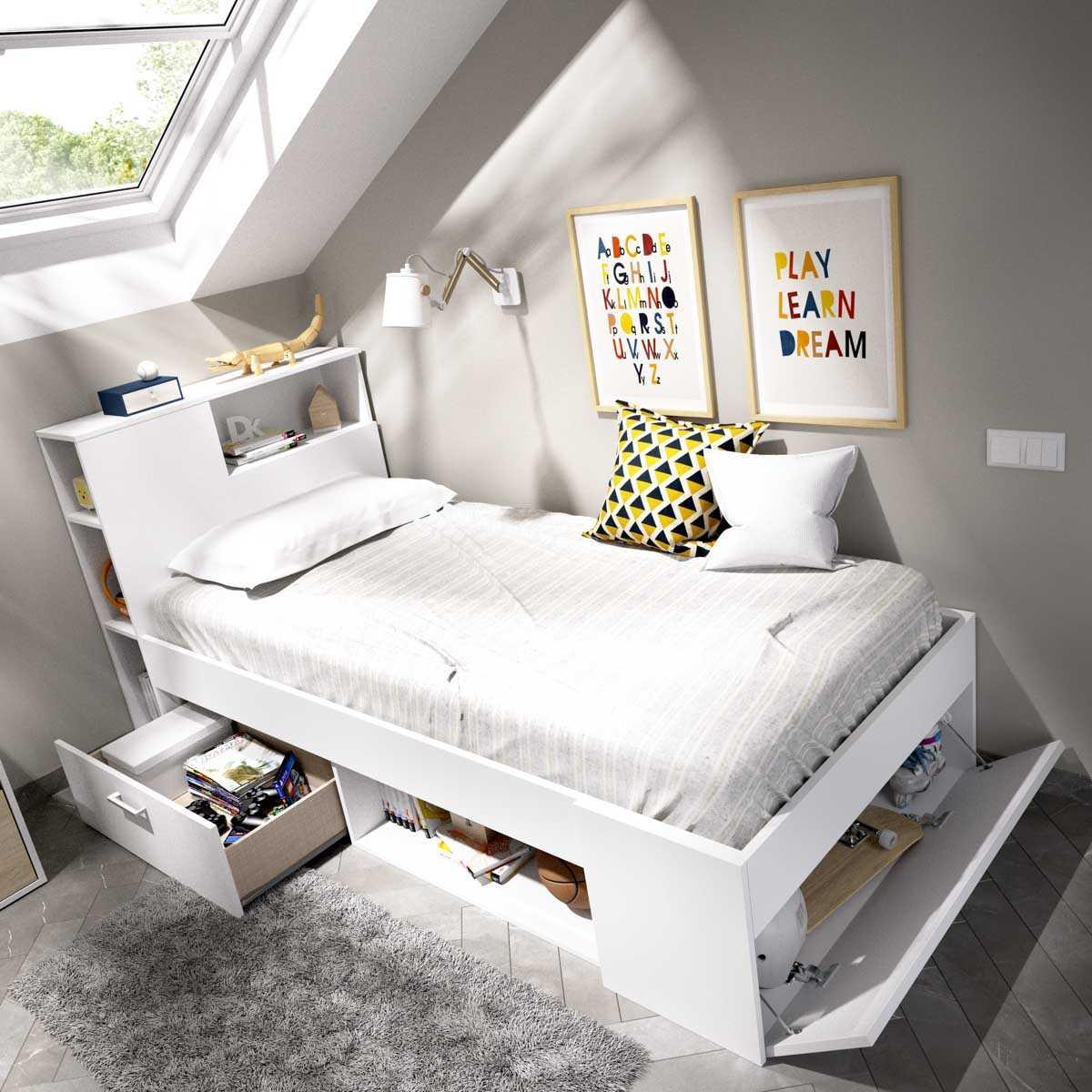 cama compacta 90x190 1