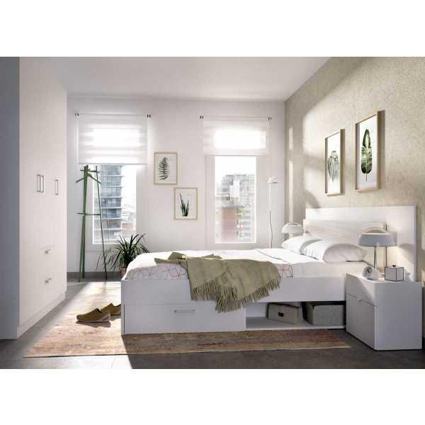 cama de 2 cajones y 2 huecos 5