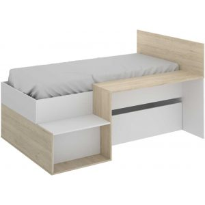 cama juvenil con escritorio 3