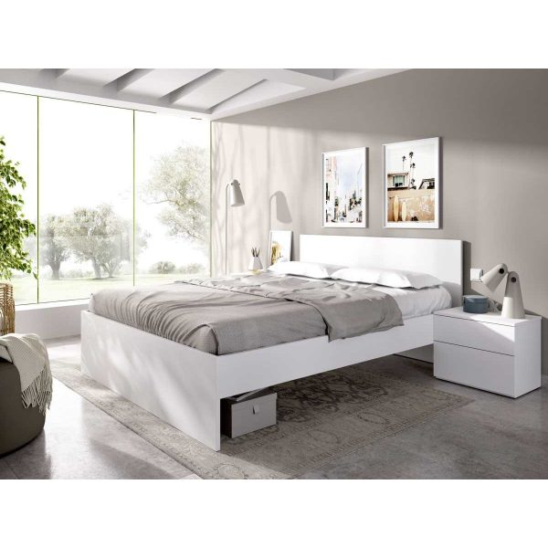cama matrimonio 150 cm x 190 cm 4