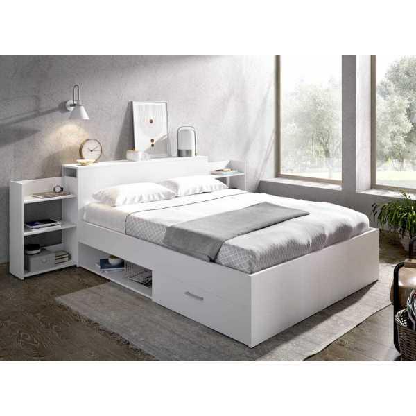 cama matrimonio 150 cm x 190 cm