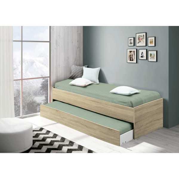 cama nido 90 habitacion