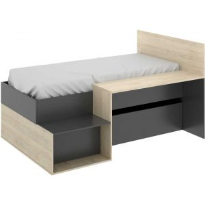 cama nordica con escritorio 3