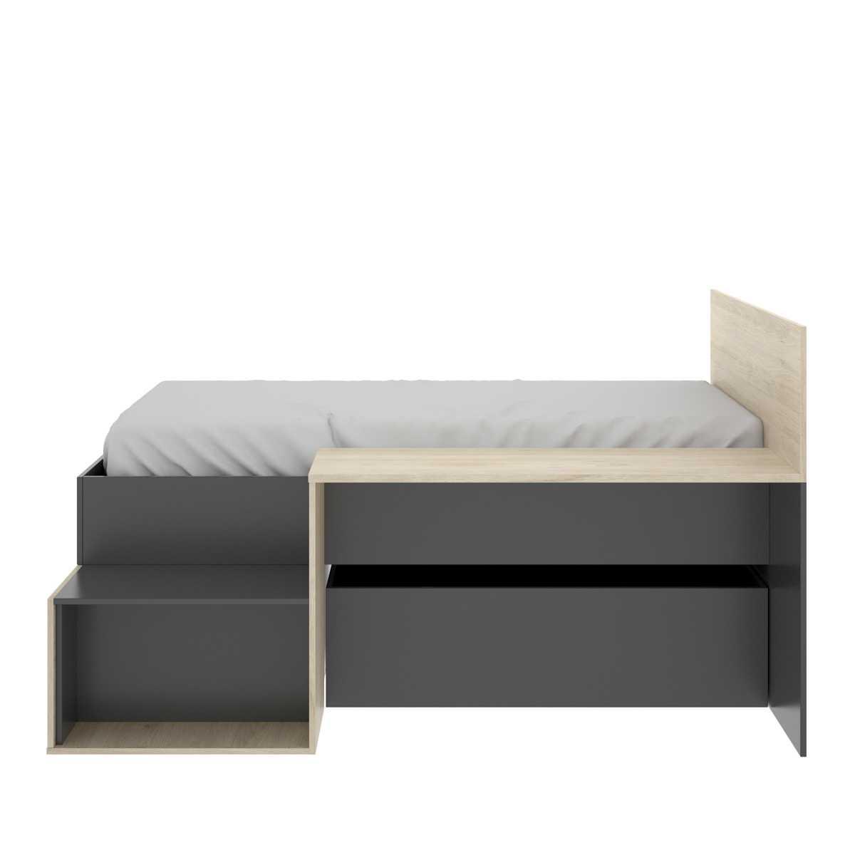 cama nordica con escritorio 4