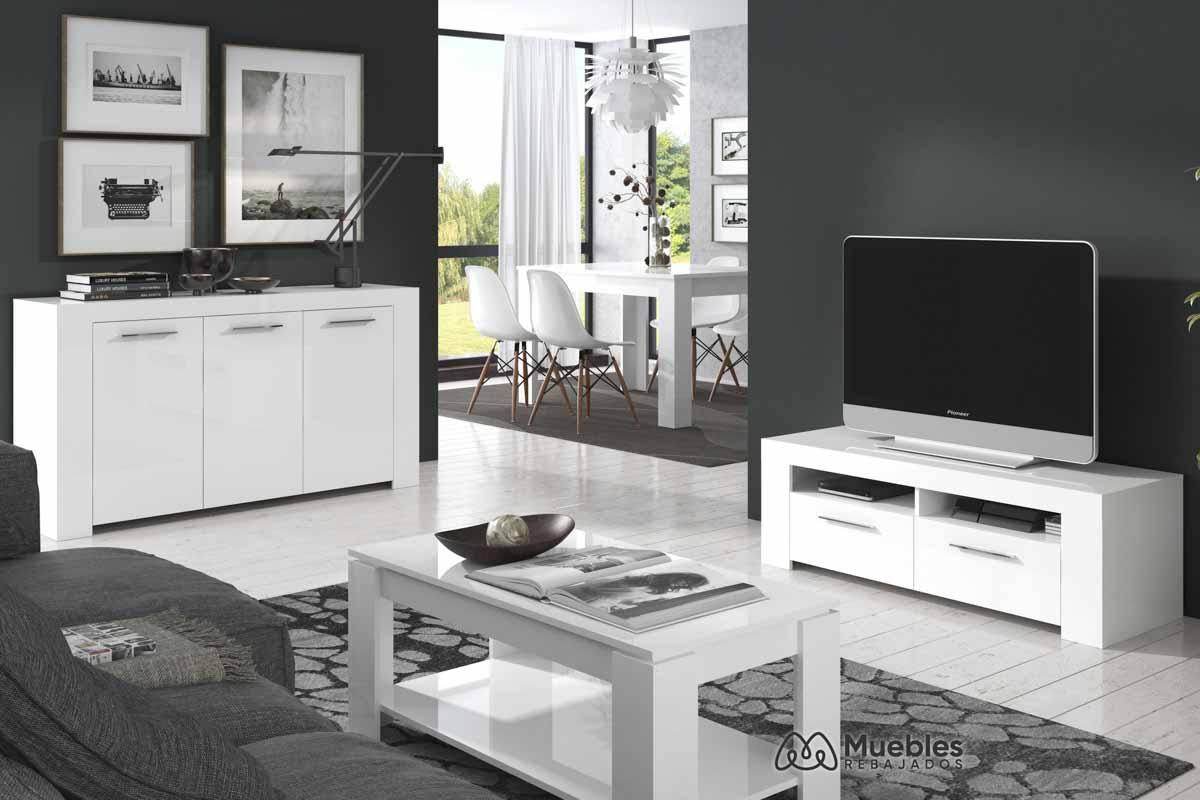 Conjunto muebles comedor 006620A-006621A-001639A-004586A