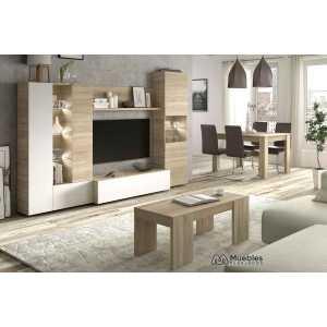 conjunto muebles salon 016642F 004586F 001637F