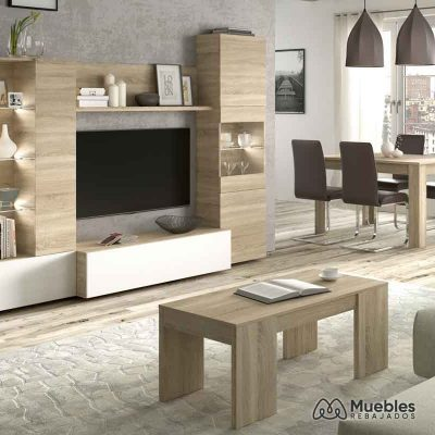 conjunto muebles salón 016642F-004586F-001637F