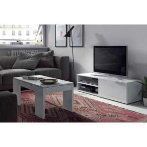 conjunto muebles tv y mesa de centro 001637BO 006670BO