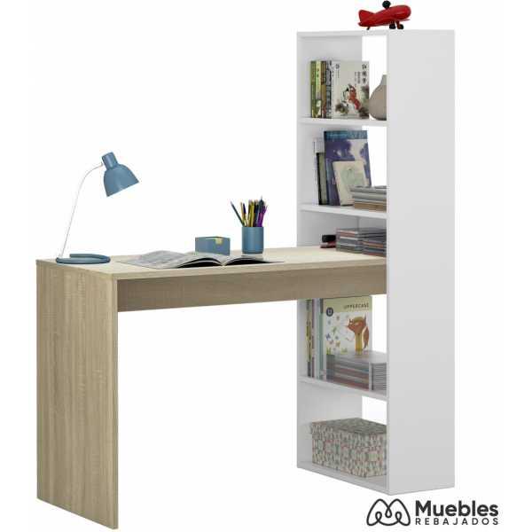 escritorio con estanteria 0f8314a