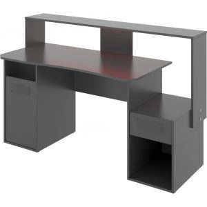 escritorio gaming con leds 3