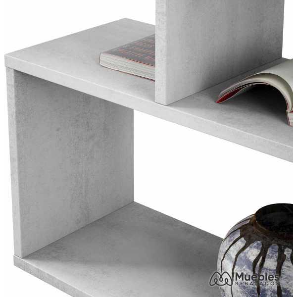 estantería pequeña de pared detalle 301010l