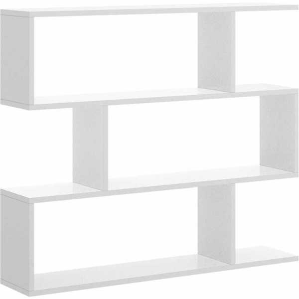 estanteria baja blanca 3
