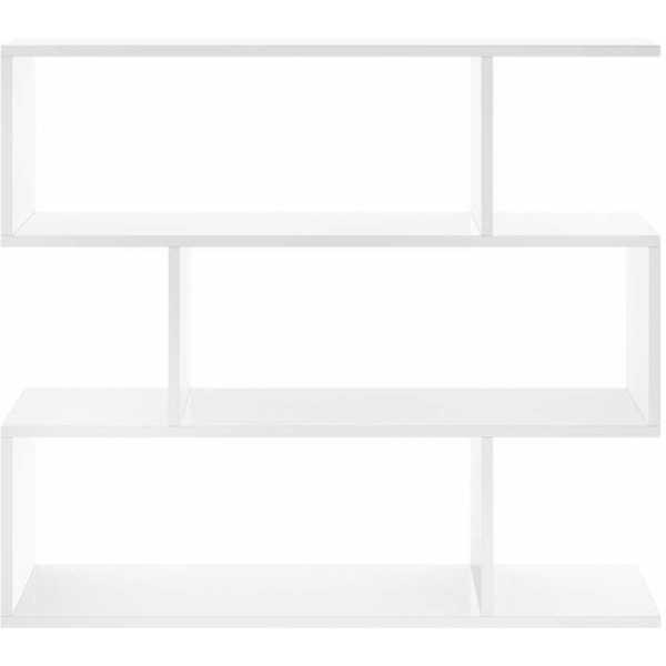 estanteria baja blanca 4