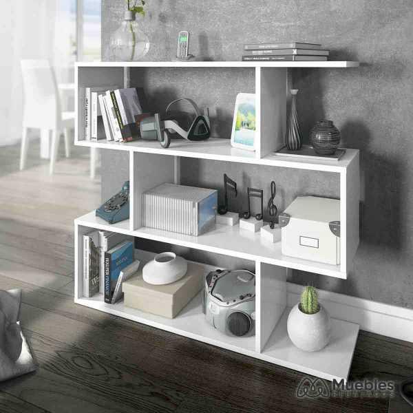 estanterias de madera baratas 301010bo