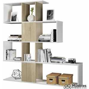 libreria estanteria blanca 1f2251a