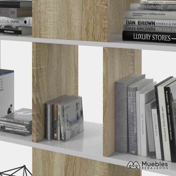 libreria estanteria detalle 1f2251a