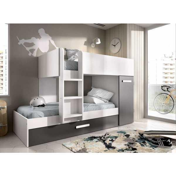 litera 3 camas 1