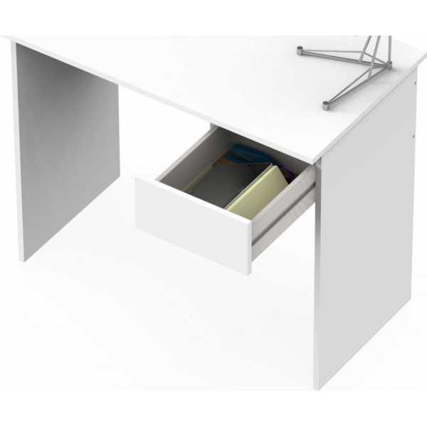 mesa cajon blanca