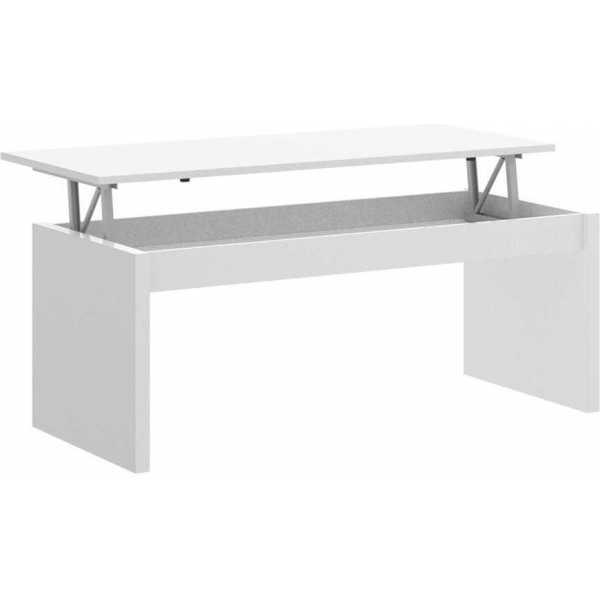 mesa centro blanco brillo 4