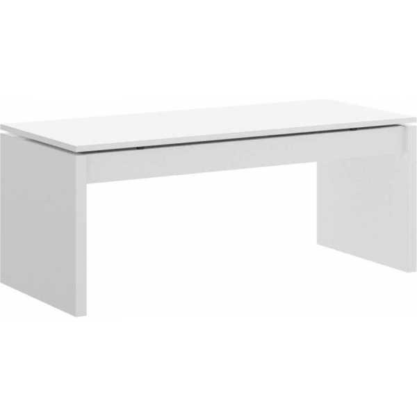 mesa centro blanco brillo 5