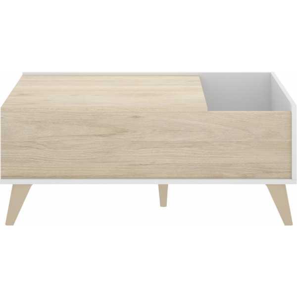 mesa centro elevable con hueco 2