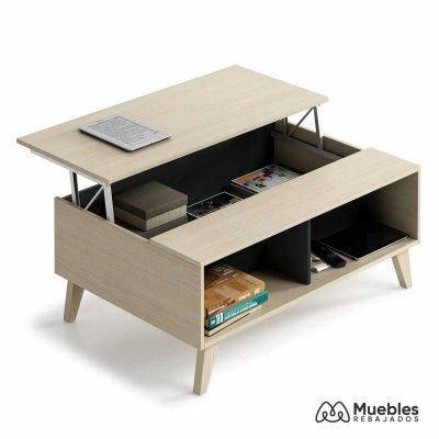 Mesa de centro de madera 0Z6633R