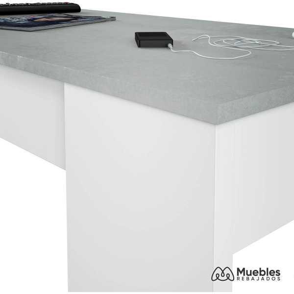 mesa de centro moderna detalle 0l1640a