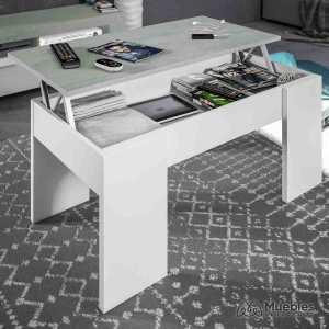 mesa de centro moderna pequeña 0l1640a