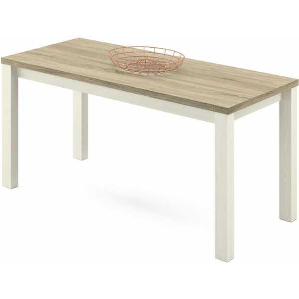 mesa de comedor patas blancas