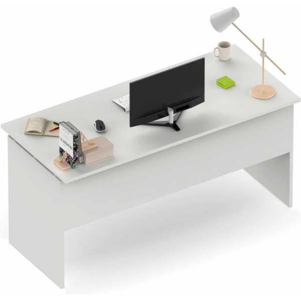 mesa escritorio blanca 1117